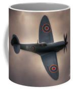 Reconnaissance Spitfire Pl965r Mkxi Coffee Mug