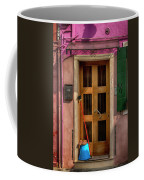 Rectangle Iterations Door Broom And Bucket_dsc5127_03042017 Coffee Mug