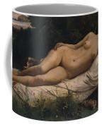 Recumbent Nymph Coffee Mug