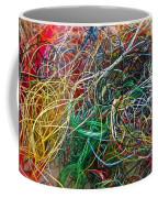 Recycled Thread Coffee Mug