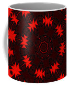 Red Abstract 031211 Coffee Mug