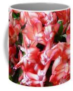 Red Abundance Coffee Mug