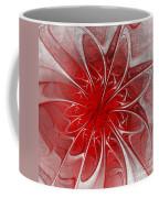 Red And Black  -f D- Coffee Mug