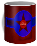 Red And Blue Coffee Mug