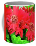 Red And Green Coffee Mug