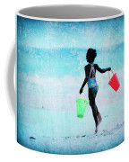 Red And Green Pails Coffee Mug