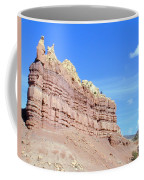 Red And Yellow Fortress Number 2 Coffee Mug