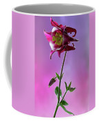 Red Aquilegia 2 Coffee Mug