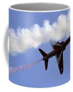 Red Arrow Coffee Mug