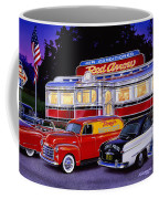 Red Arrow Diner Coffee Mug