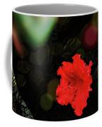 Red Azalea Coffee Mug