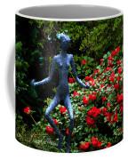 Red Azalea Lady Coffee Mug