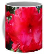 Red Azaleas Flowers 4 Red Azalea Garden Giclee Art Prints Baslee Troutman Coffee Mug
