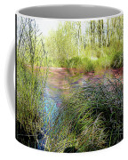 Red Azolla Coffee Mug