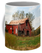Red Barn Putnum County Coffee Mug