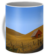 Red Barn Summer Coffee Mug