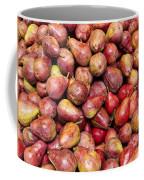 Red Bartlett Pears Coffee Mug