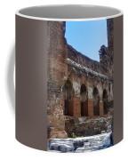 Red Basilica Scene 7 Coffee Mug