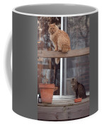 Red, Bella And Oliver Coffee Mug
