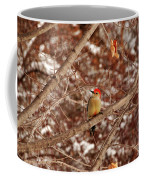 Red Belly Coffee Mug