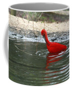 Red Bird Coffee Mug