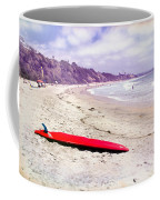 Red Board Coffee Mug