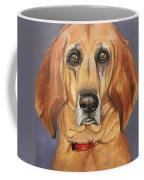 Red Bone Coon Hound Coffee Mug
