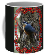 Red Breasted Nuthatch 2 Coffee Mug