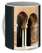 Red Brick Archway Soft Coffee Mug