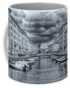Red Bridge Canal Coffee Mug