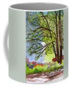 Red Brtdge Coffee Mug