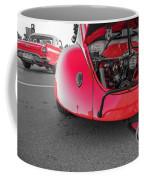 Red Bug Coffee Mug
