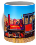 Red Calico Odessa Rr Coffee Mug