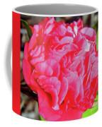 Red Camellia Coffee Mug