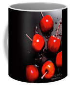 Red Candy Apples Or Apple Taffy Coffee Mug