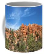 Red Canyon Tableau Coffee Mug