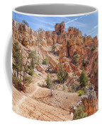 Red Canyon Trail Coffee Mug
