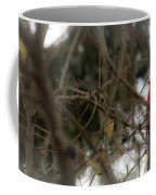 Red Cardinal II Coffee Mug