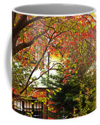 Red Charm Coffee Mug