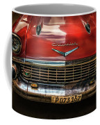 Red Chevrolet Coffee Mug
