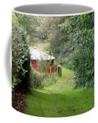 Red Cistern Coffee Mug