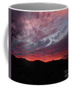 Red Cloud Sunset Coffee Mug
