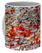 Red Cobblestone Road Coffee Mug