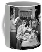 Red Cross, 1941 Coffee Mug