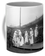 Red Cross: Canteen, C1918 Coffee Mug
