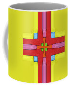 Red Cross Coffee Mug