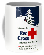 Red Cross Poster, C1915 Coffee Mug