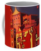 Red Cruising Baltimore Coffee Mug