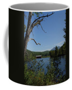 Red Dam In Spring Coffee Mug