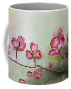 Red Dogwood - Cherokee - Springtime Coffee Mug